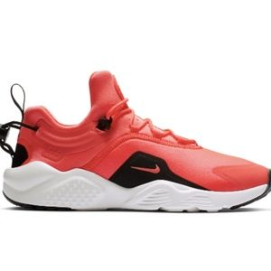 Nike Air Huarache City Move Pink Athletic Sneakers